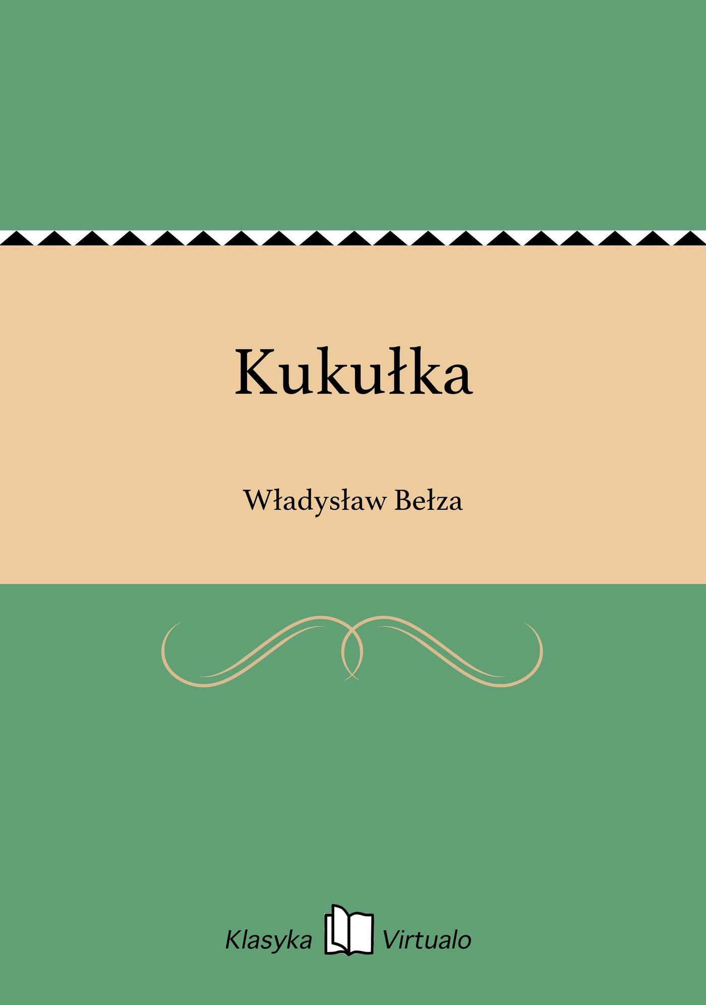 Kukułka - Ebook (Książka EPUB) do pobrania w formacie EPUB