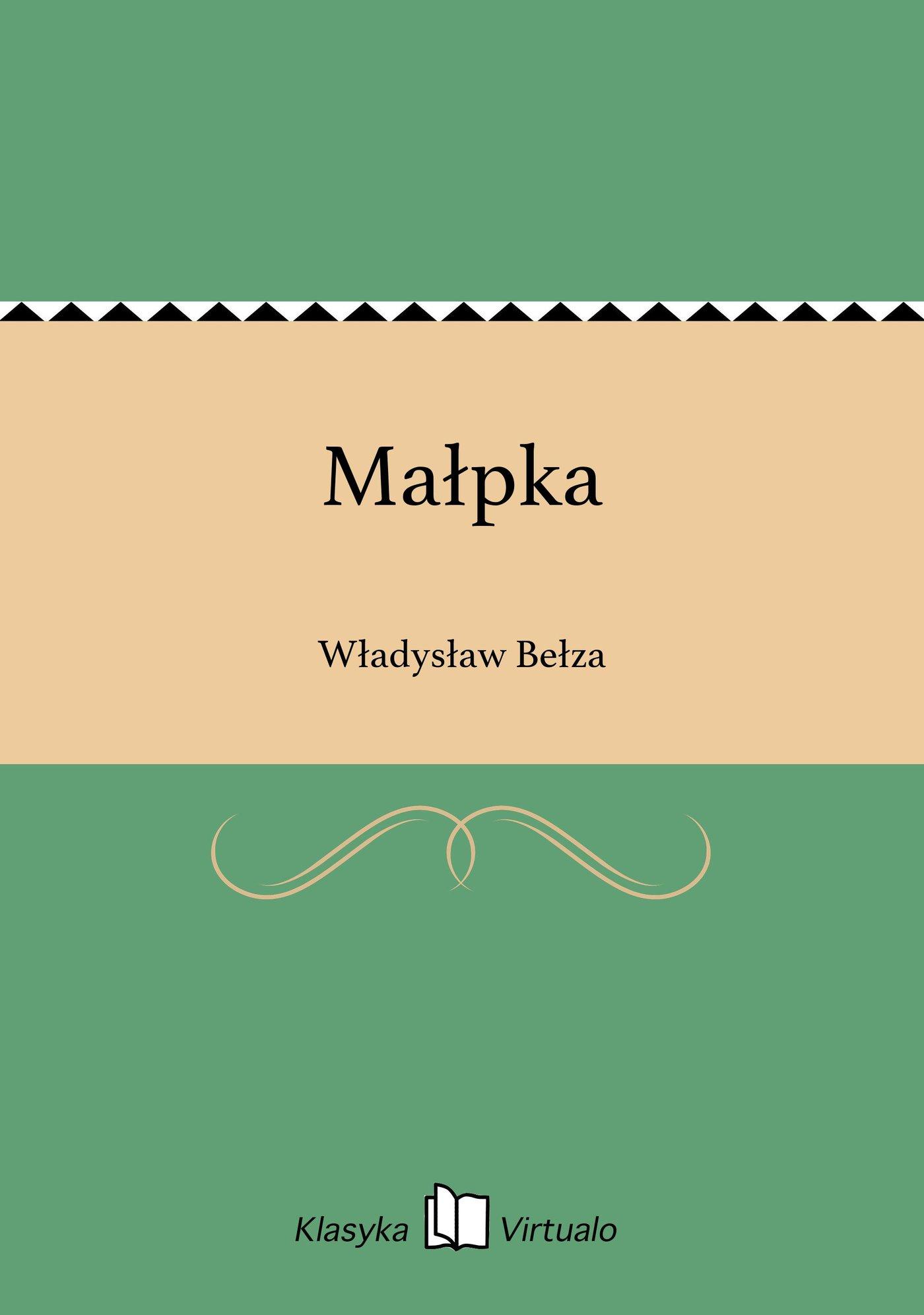 Małpka - Ebook (Książka EPUB) do pobrania w formacie EPUB