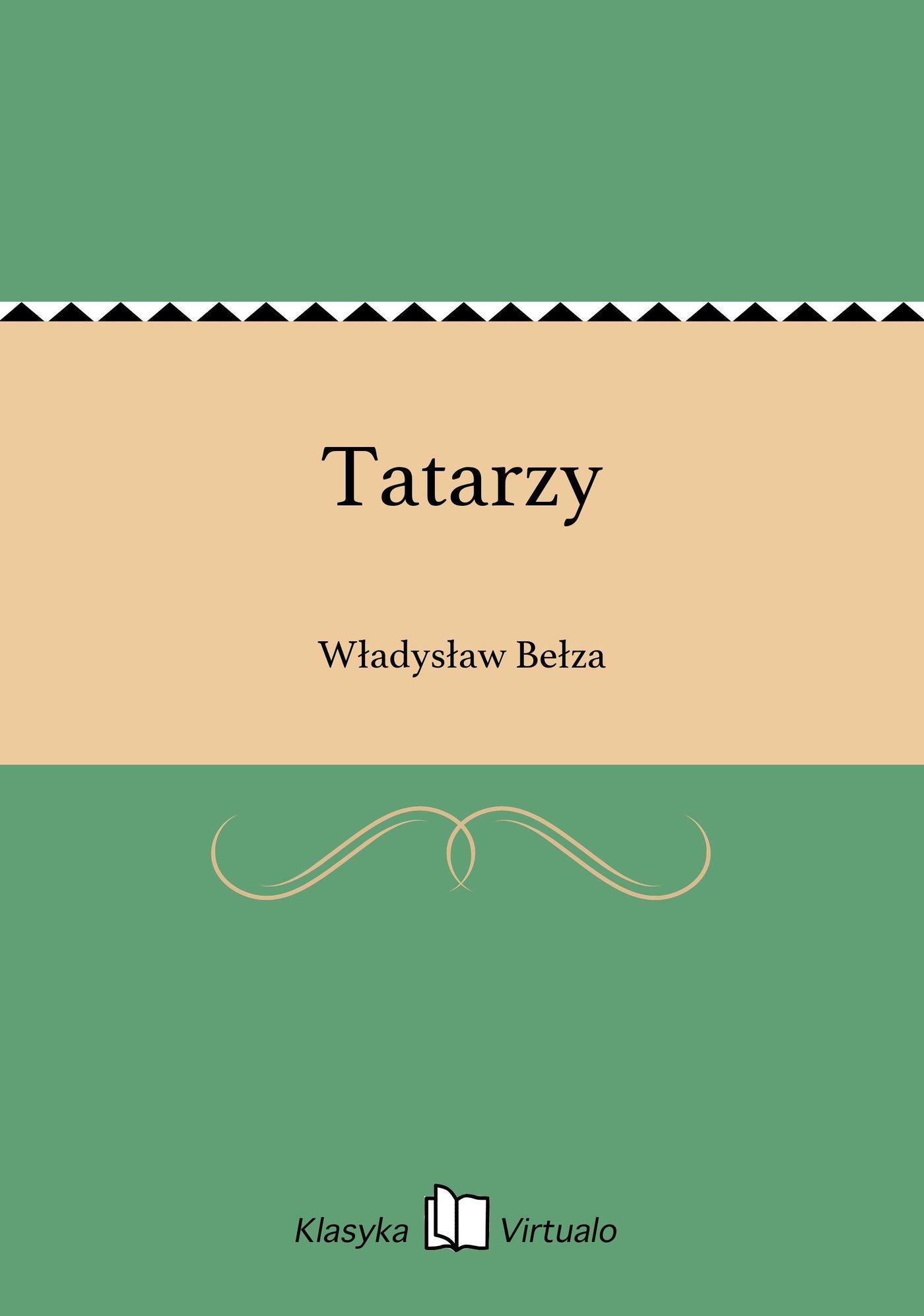 Tatarzy - Ebook (Książka EPUB) do pobrania w formacie EPUB