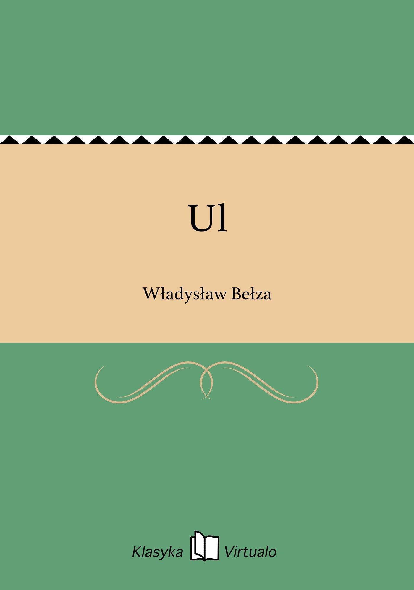 Ul - Ebook (Książka EPUB) do pobrania w formacie EPUB