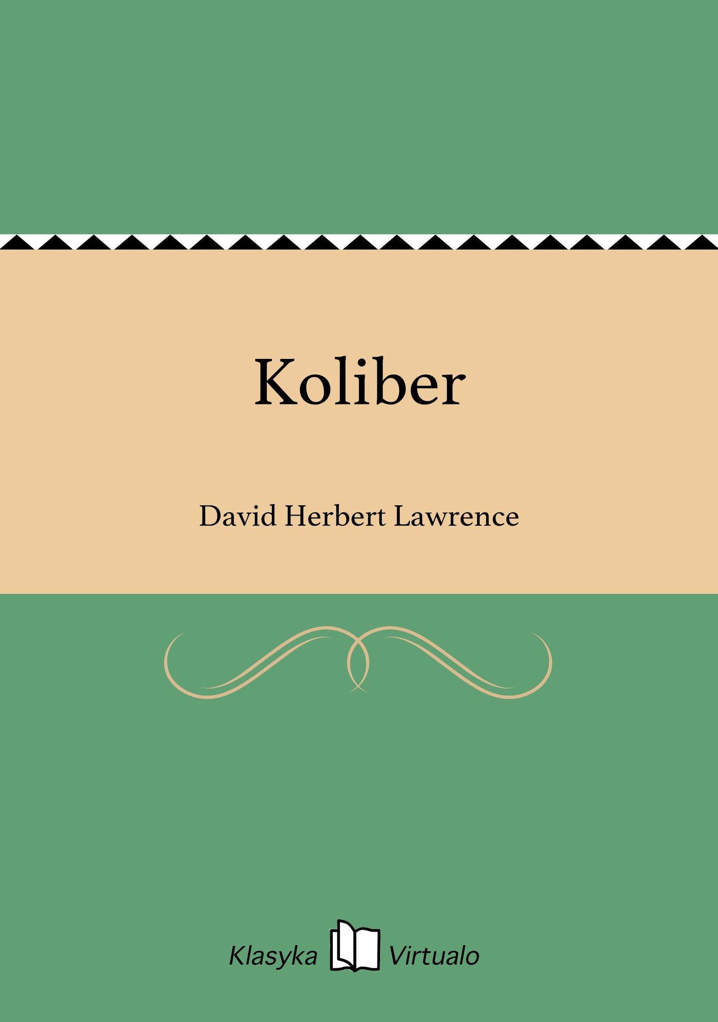 Koliber - Ebook (Książka EPUB) do pobrania w formacie EPUB