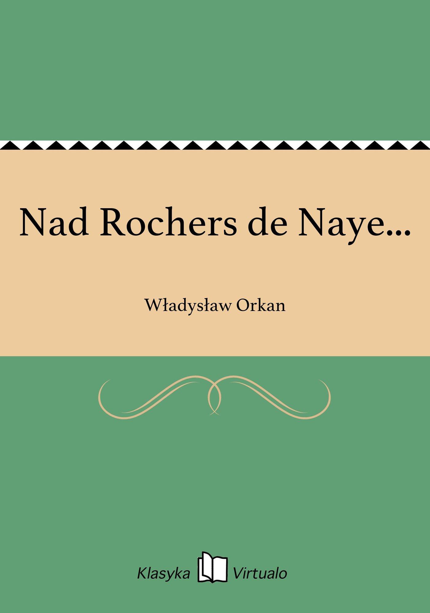 Nad Rochers de Naye... - Ebook (Książka EPUB) do pobrania w formacie EPUB