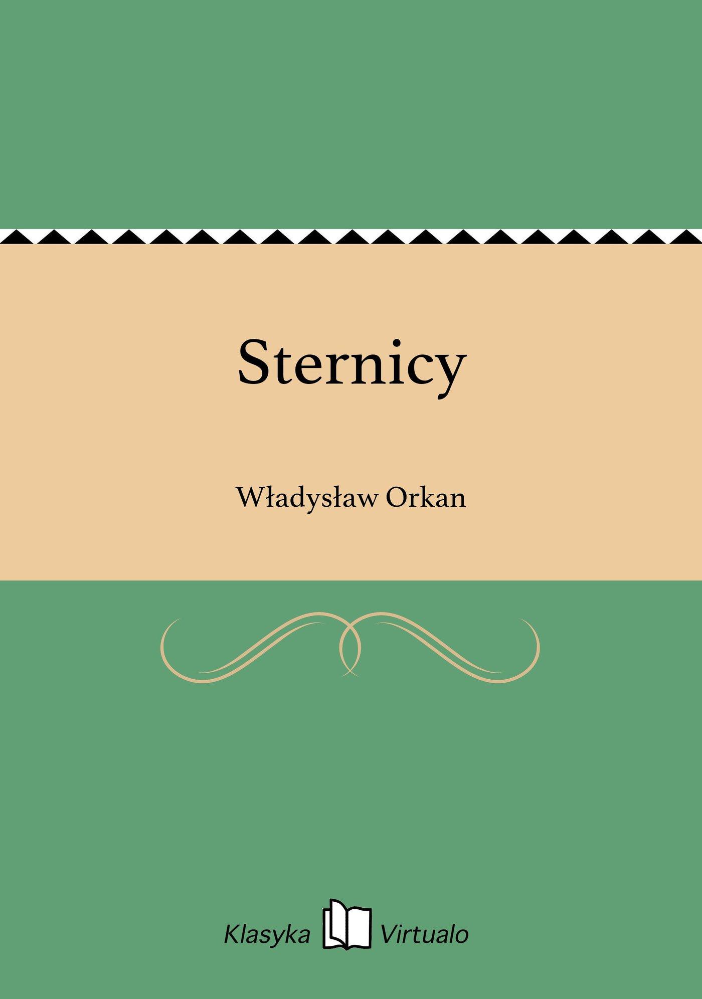 Sternicy - Ebook (Książka EPUB) do pobrania w formacie EPUB
