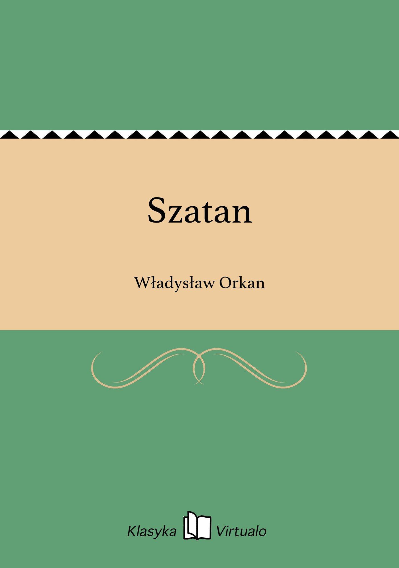 Szatan - Ebook (Książka EPUB) do pobrania w formacie EPUB