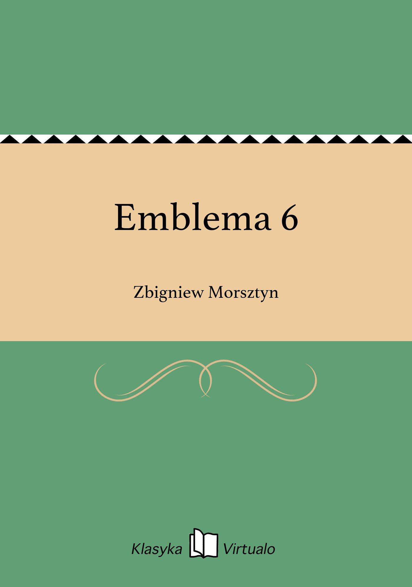 Emblema 6 - Ebook (Książka EPUB) do pobrania w formacie EPUB