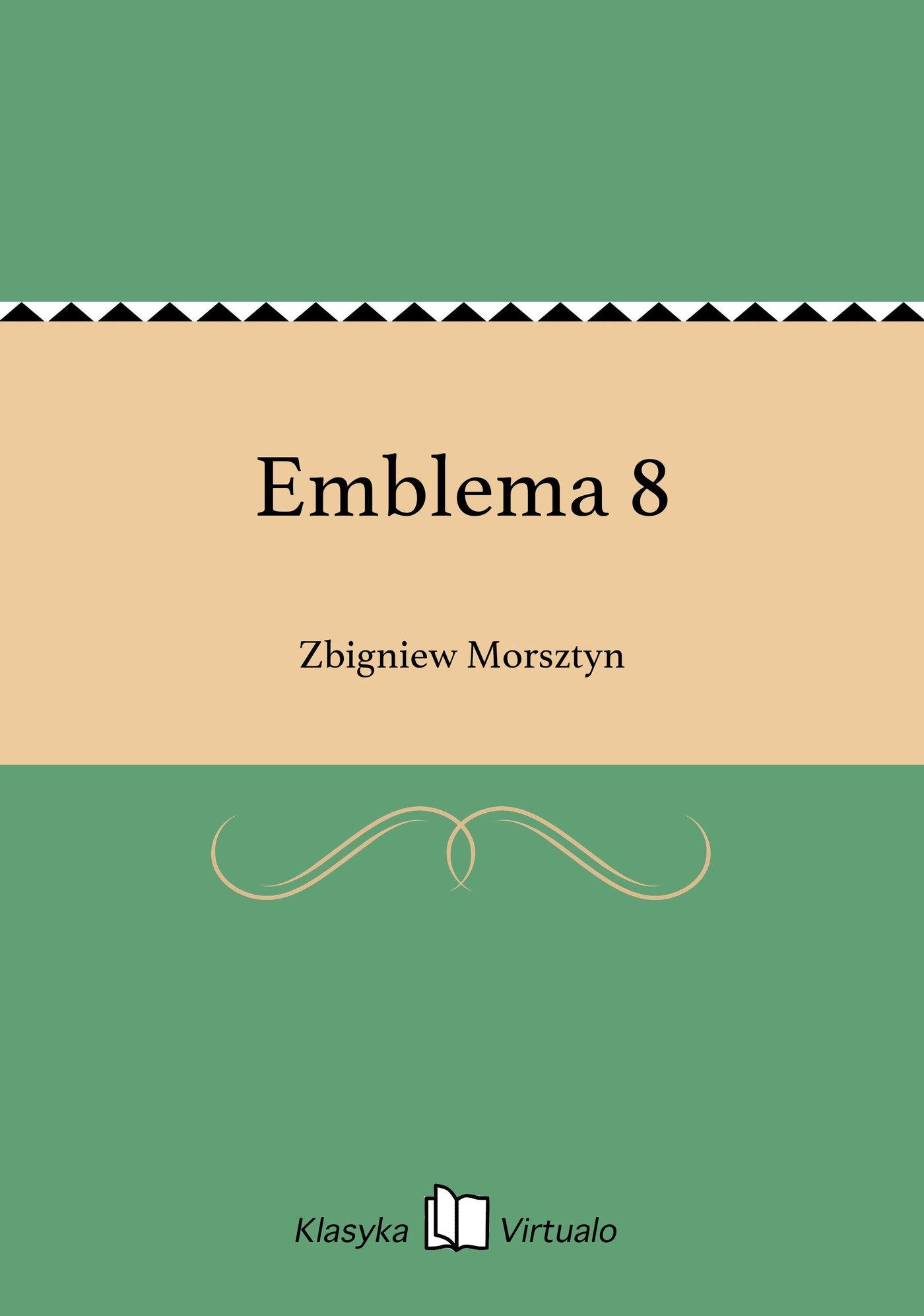 Emblema 8 - Ebook (Książka EPUB) do pobrania w formacie EPUB