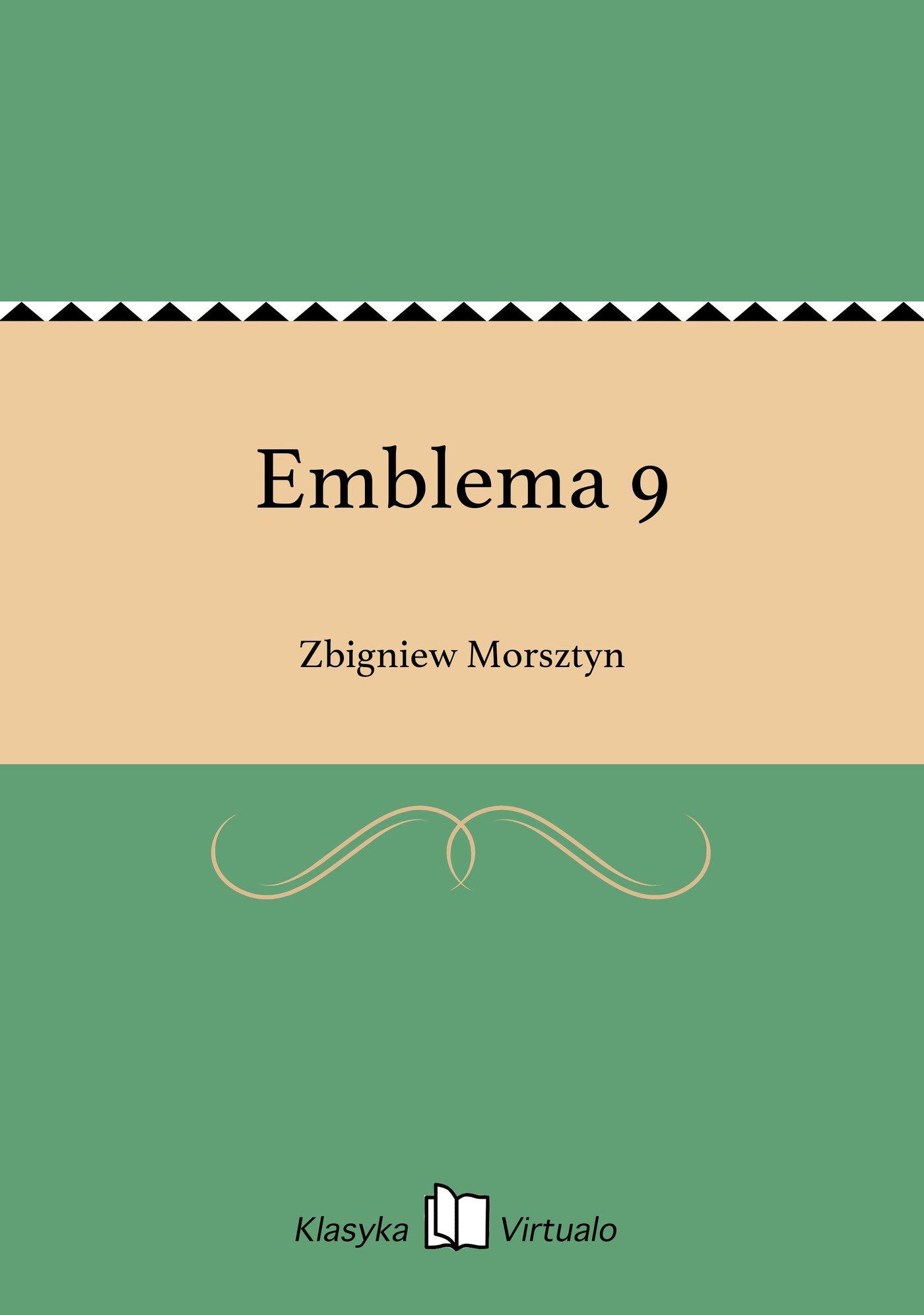 Emblema 9 - Ebook (Książka EPUB) do pobrania w formacie EPUB