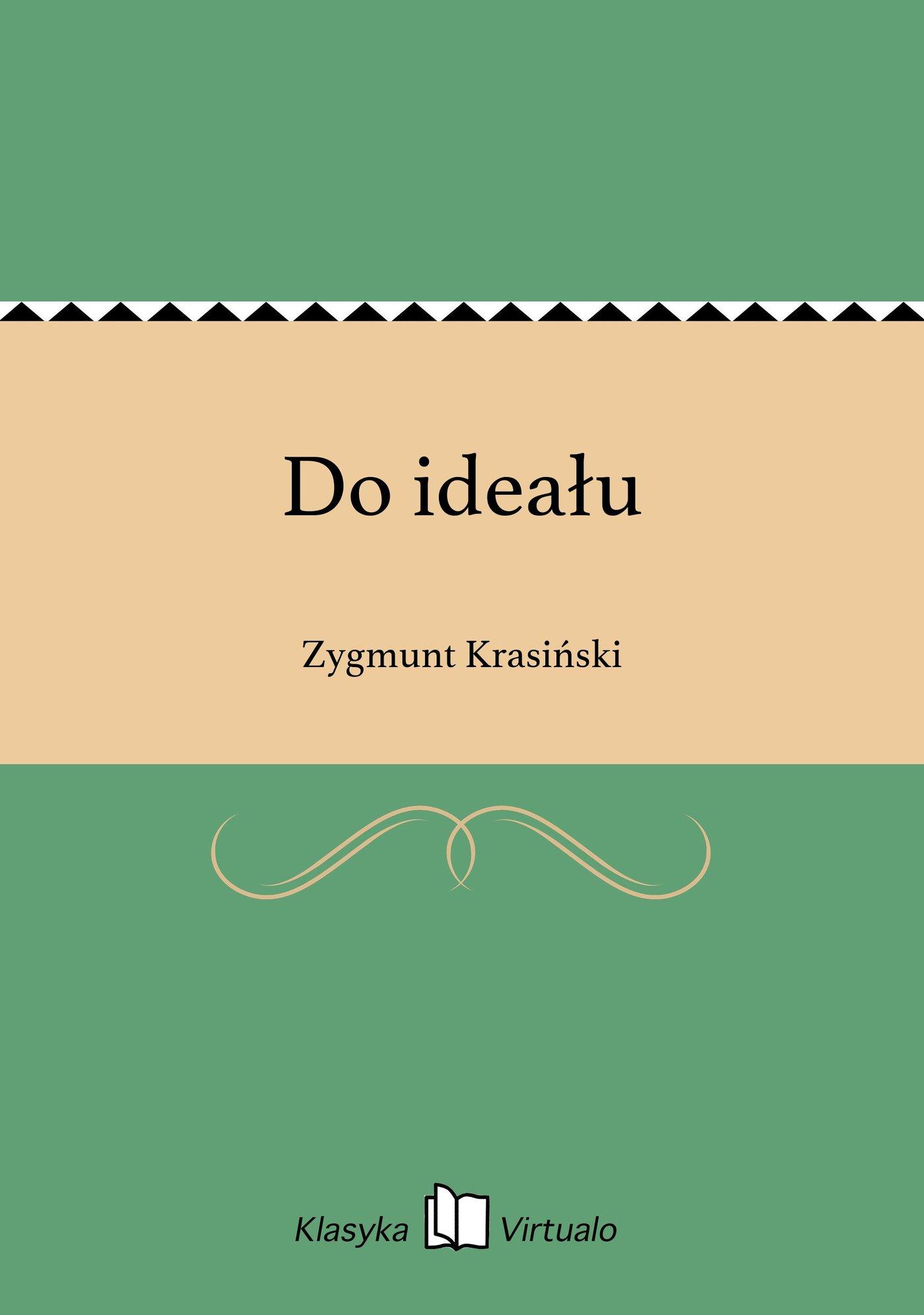 Do ideału - Ebook (Książka EPUB) do pobrania w formacie EPUB
