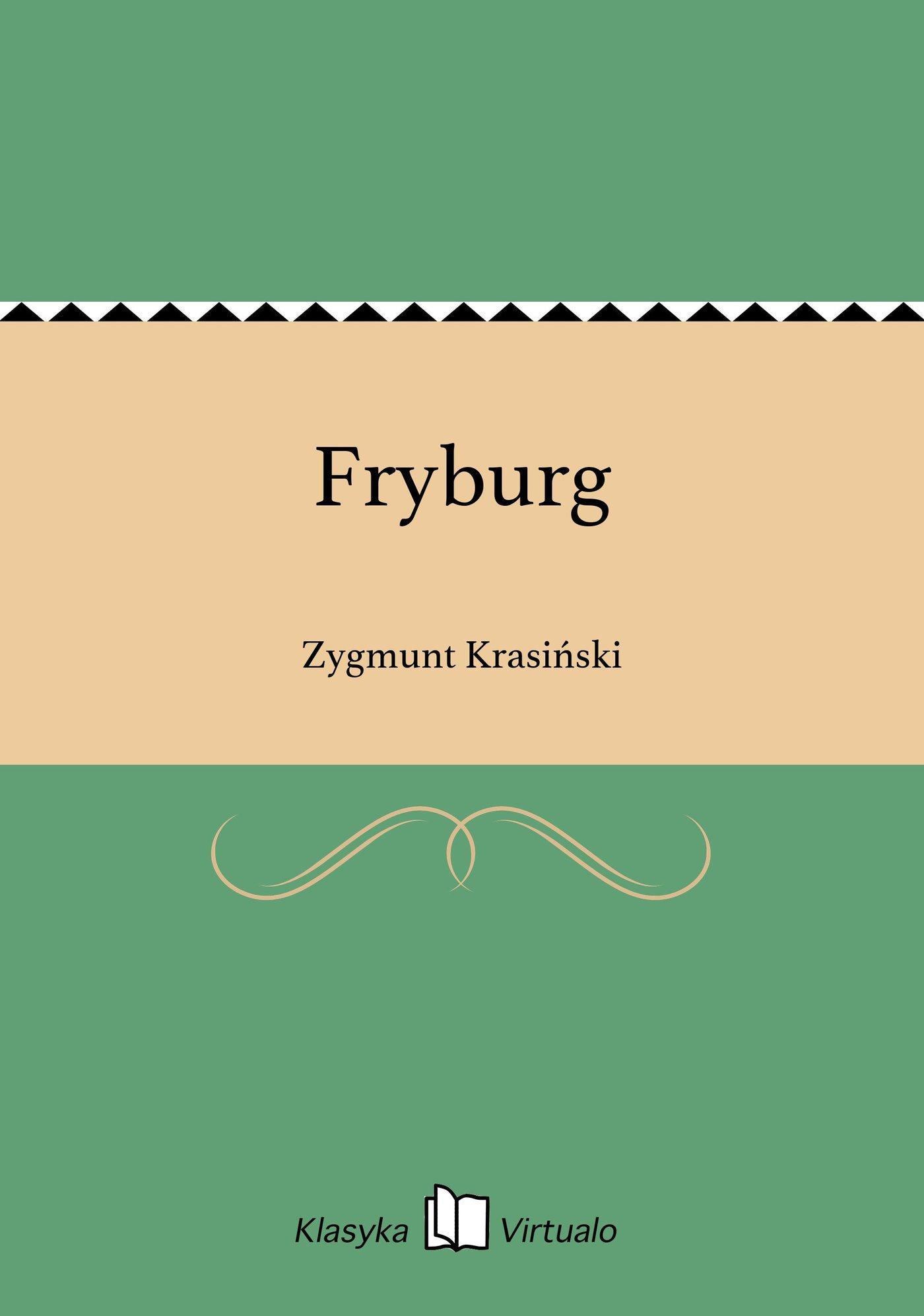 Fryburg - Ebook (Książka EPUB) do pobrania w formacie EPUB