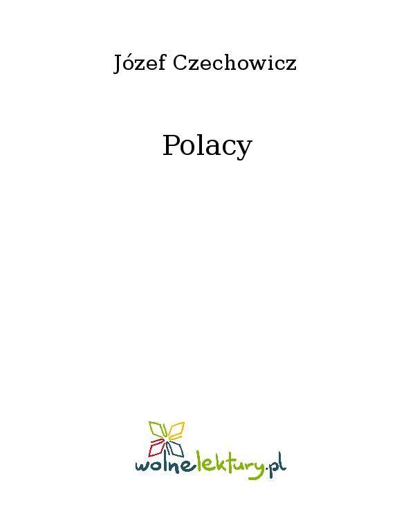 Polacy - Ebook (Książka EPUB) do pobrania w formacie EPUB