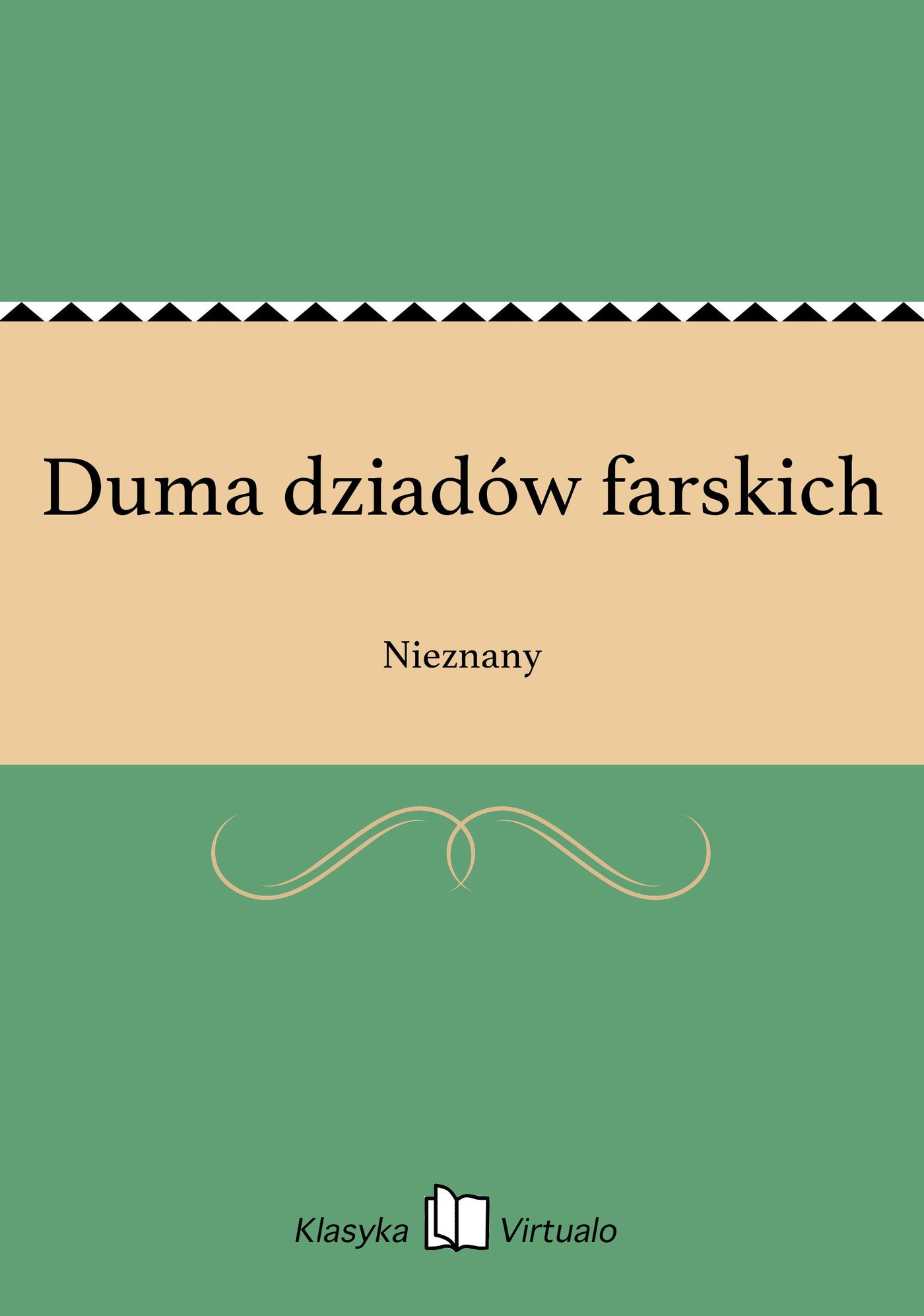 Duma dziadów farskich - Ebook (Książka EPUB) do pobrania w formacie EPUB