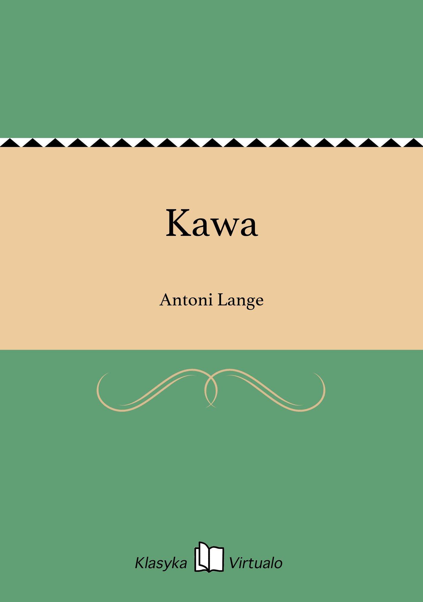 Kawa - Ebook (Książka EPUB) do pobrania w formacie EPUB