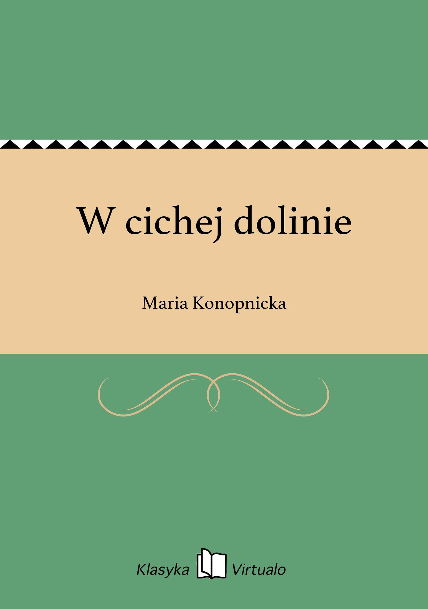 W cichej dolinie - Ebook (Książka EPUB) do pobrania w formacie EPUB