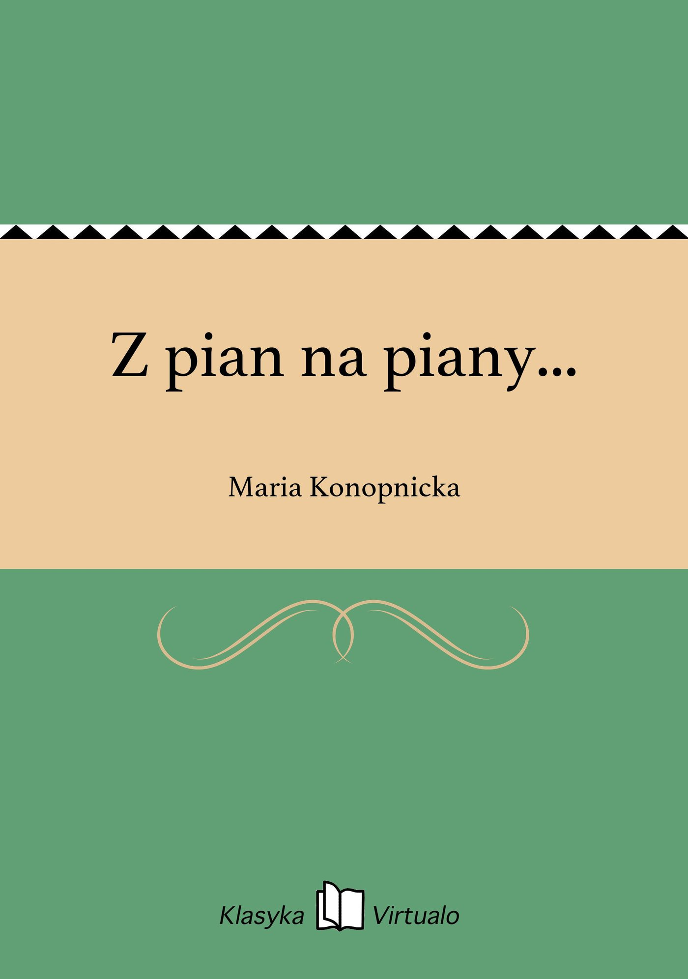 Z pian na piany... - Ebook (Książka EPUB) do pobrania w formacie EPUB
