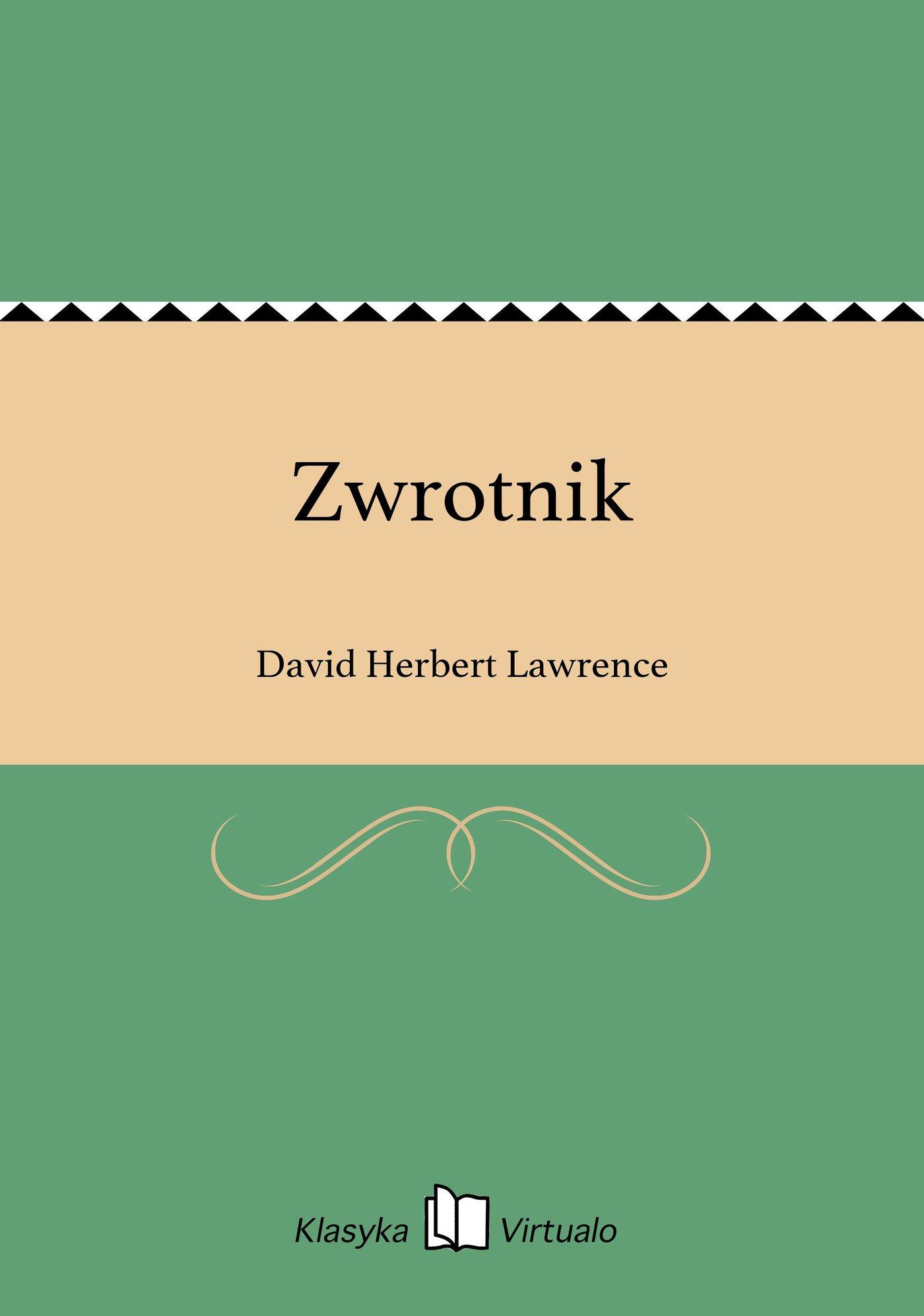 Zwrotnik - Ebook (Książka EPUB) do pobrania w formacie EPUB