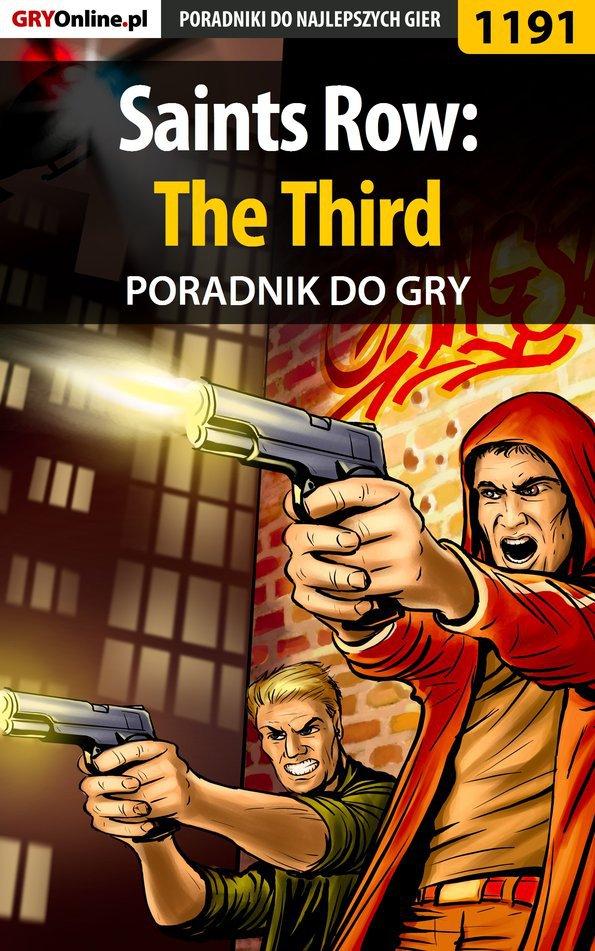 Saints Row: The Third - poradnik do gry - Ebook (Książka PDF) do pobrania w formacie PDF