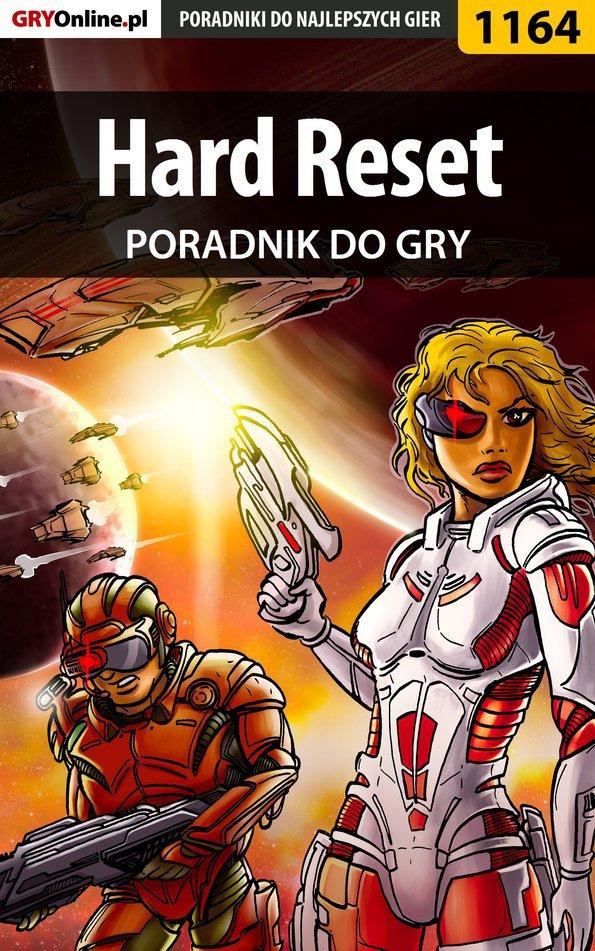 Hard Reset - poradnik do gry - Ebook (Książka PDF) do pobrania w formacie PDF