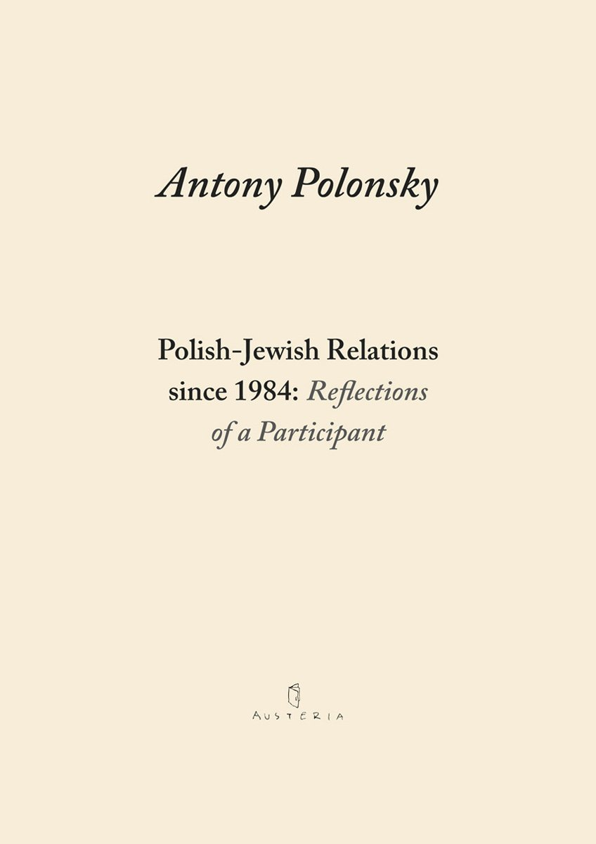 Polish-Jewish Relations since 1984: Reflections of a Participant - Ebook (Książka EPUB) do pobrania w formacie EPUB