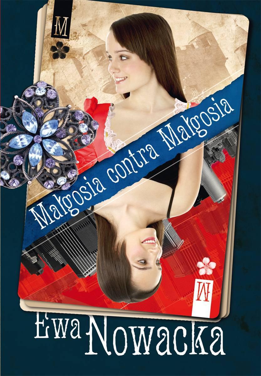 Małgosia contra Małgosia - Ebook (Książka EPUB) do pobrania w formacie EPUB