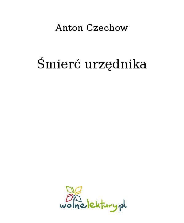 Śmierć urzędnika - Ebook (Książka EPUB) do pobrania w formacie EPUB