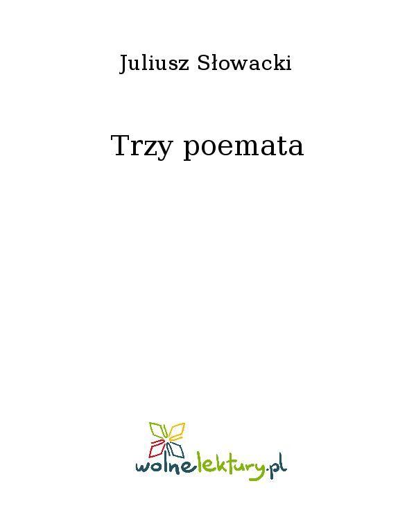 Trzy poemata - Ebook (Książka EPUB) do pobrania w formacie EPUB