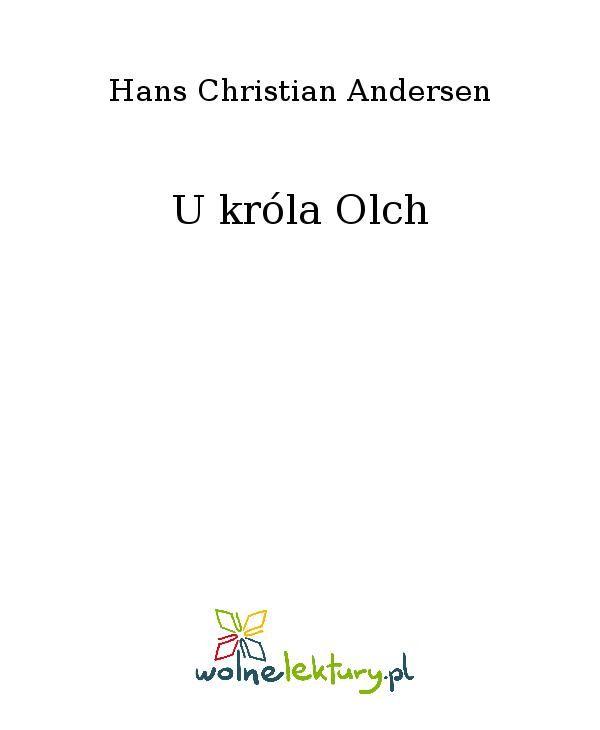 U króla Olch - Ebook (Książka EPUB) do pobrania w formacie EPUB
