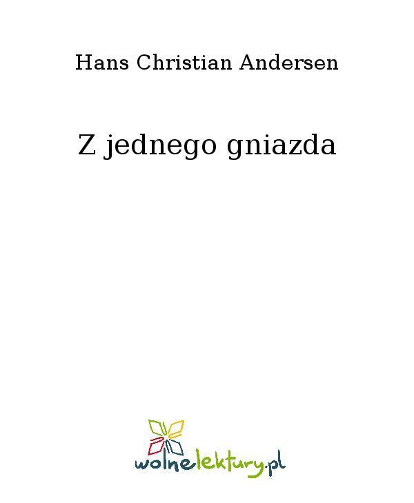 Z jednego gniazda - Ebook (Książka EPUB) do pobrania w formacie EPUB