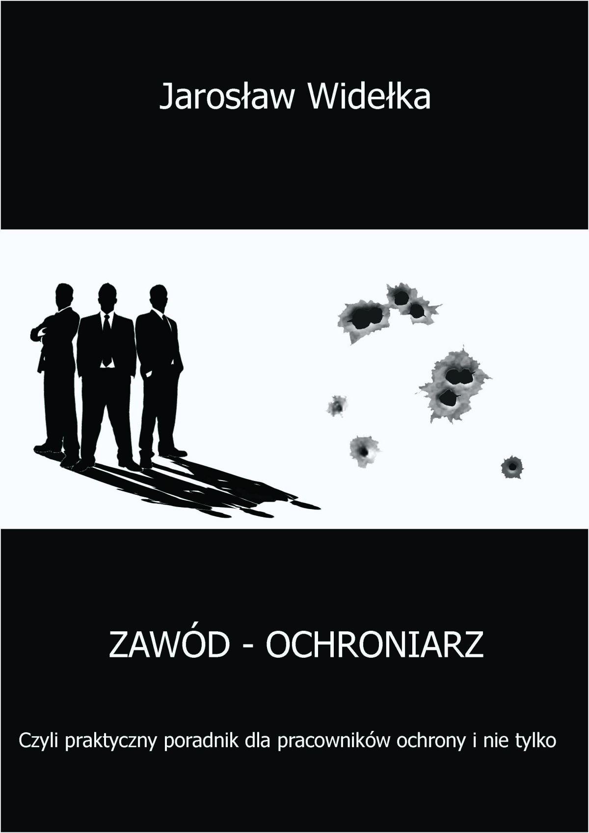 Zawód - ochroniarz - Ebook (Książka PDF) do pobrania w formacie PDF