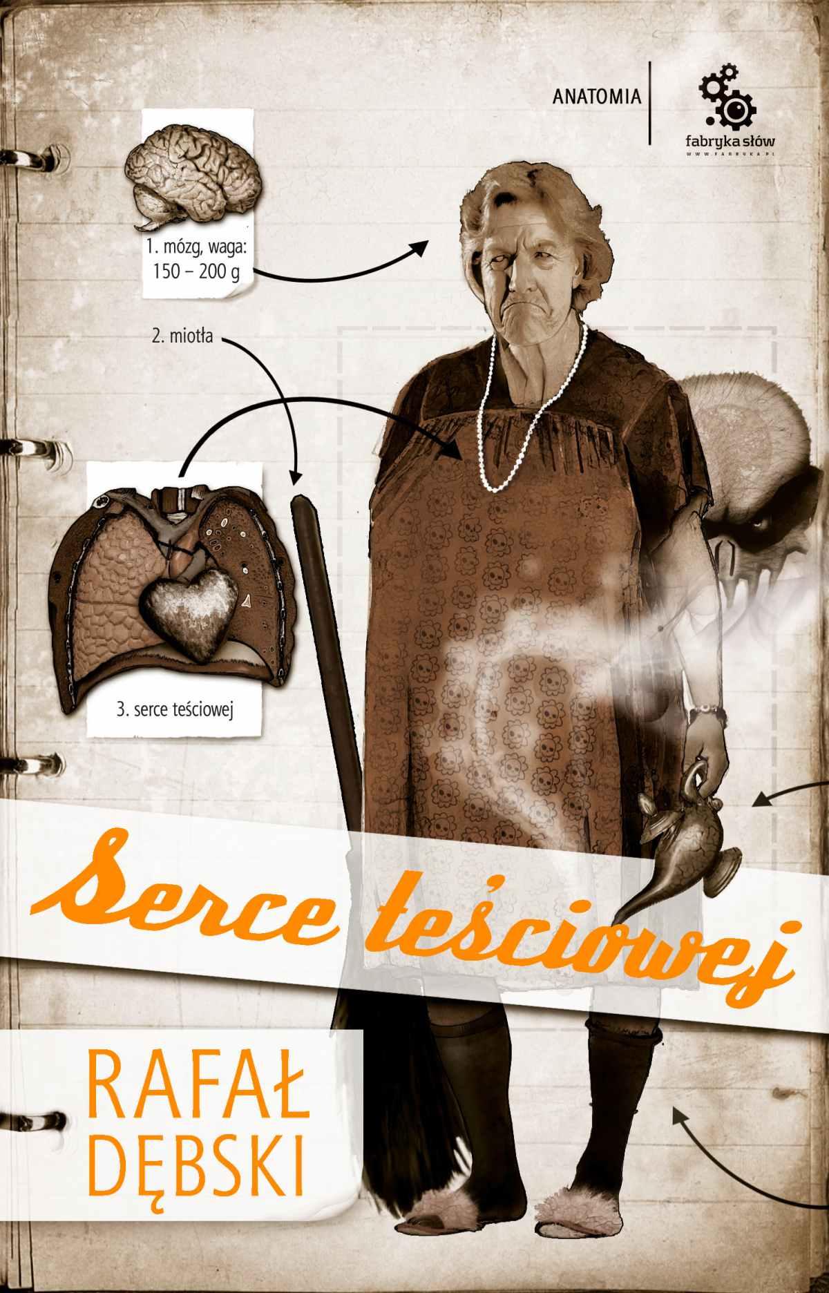 Serce teściowej - Ebook (Książka EPUB) do pobrania w formacie EPUB