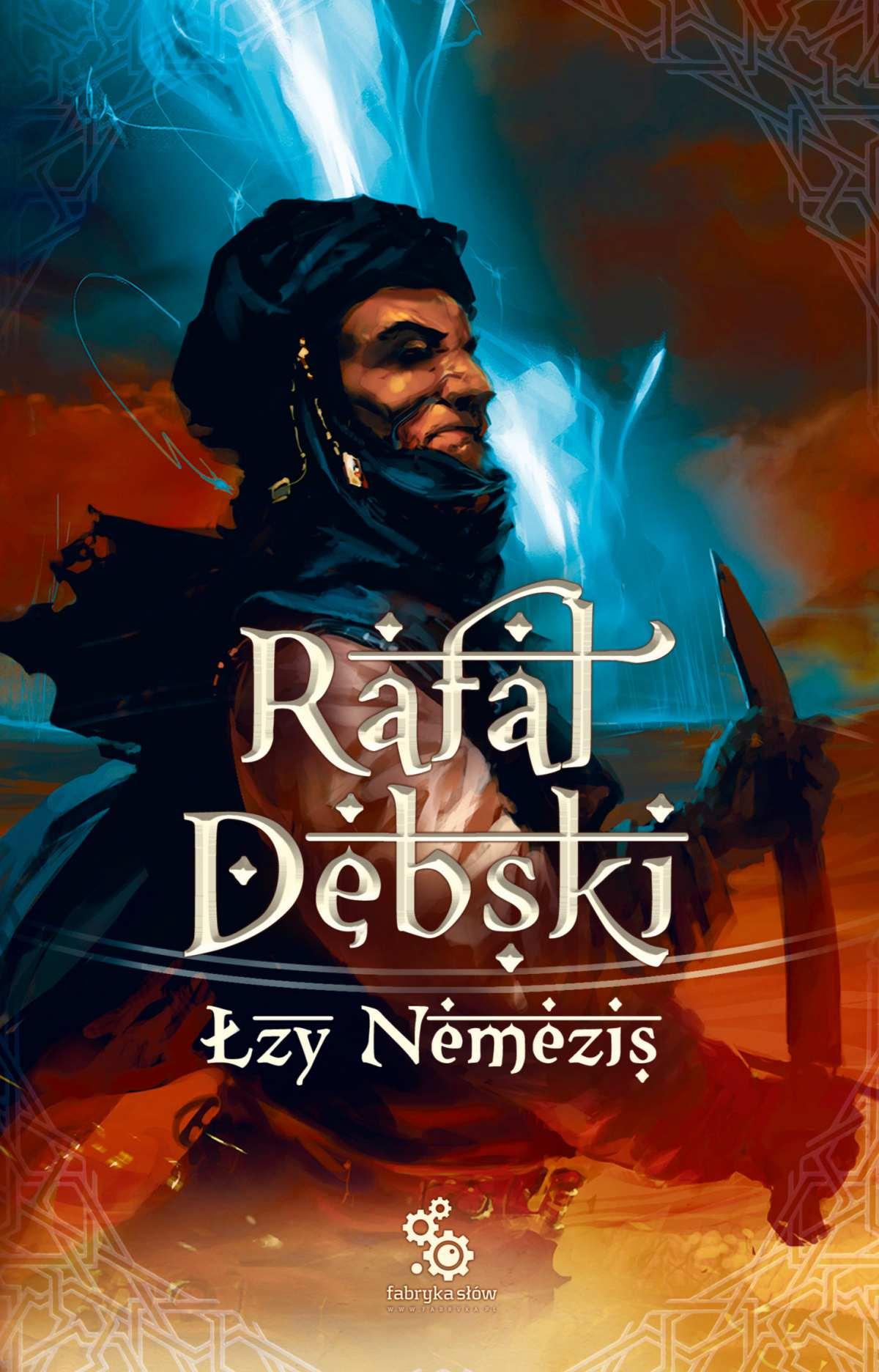 Łzy Nemezis - Ebook (Książka EPUB) do pobrania w formacie EPUB
