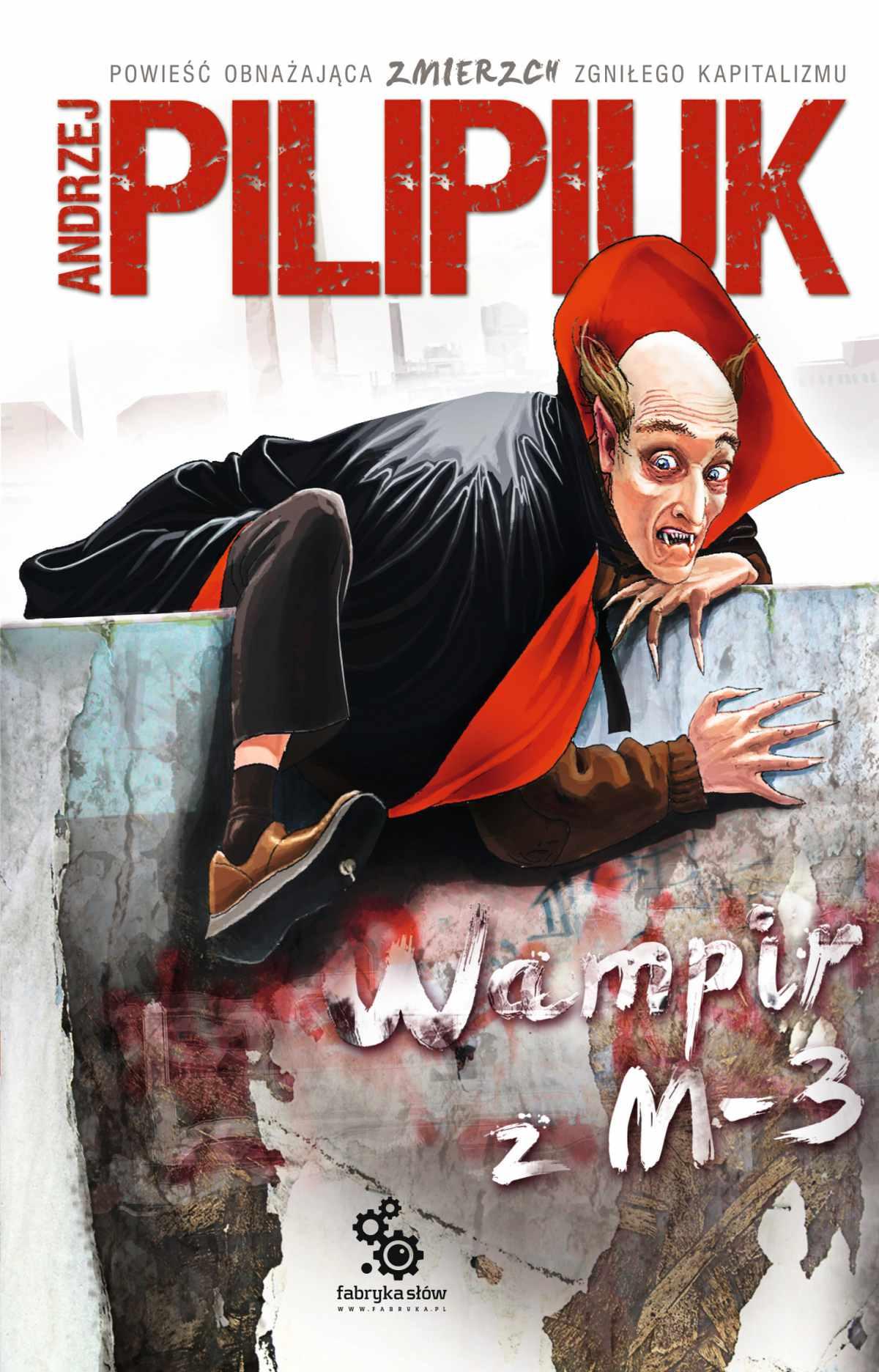 Wampir z M-3 - Ebook (Książka EPUB) do pobrania w formacie EPUB