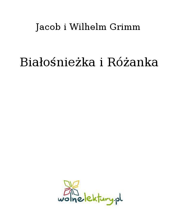 Białośnieżka i Różanka - Ebook (Książka EPUB) do pobrania w formacie EPUB