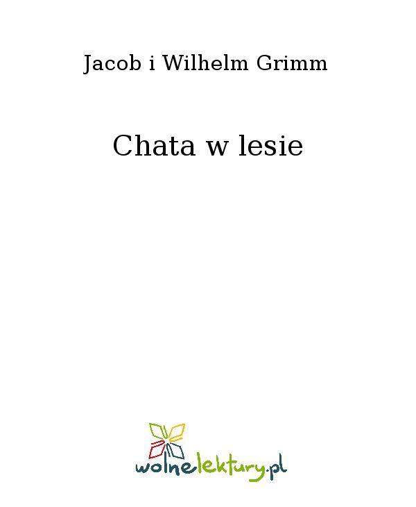 Chata w lesie - Ebook (Książka EPUB) do pobrania w formacie EPUB