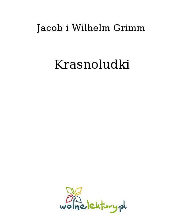 Krasnoludki - Ebook (Książka EPUB) do pobrania w formacie EPUB