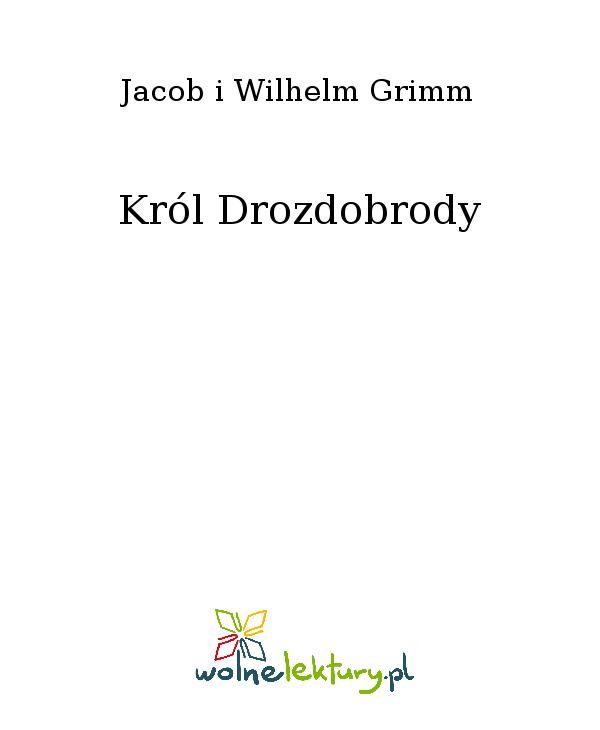 Król Drozdobrody - Ebook (Książka EPUB) do pobrania w formacie EPUB