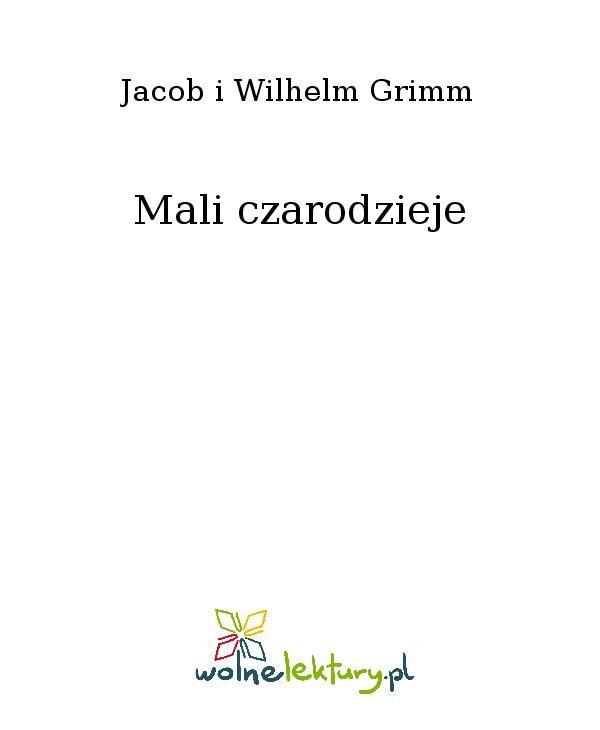 Mali czarodzieje - Ebook (Książka EPUB) do pobrania w formacie EPUB