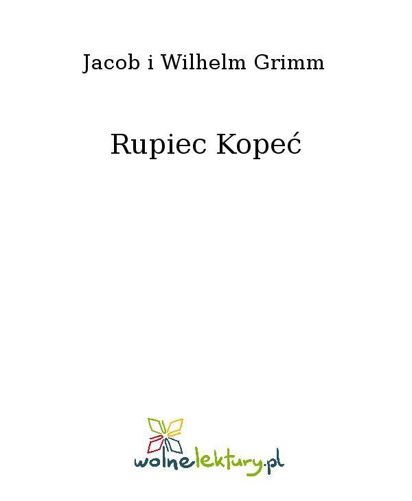 Rupiec Kopeć - Ebook (Książka EPUB) do pobrania w formacie EPUB