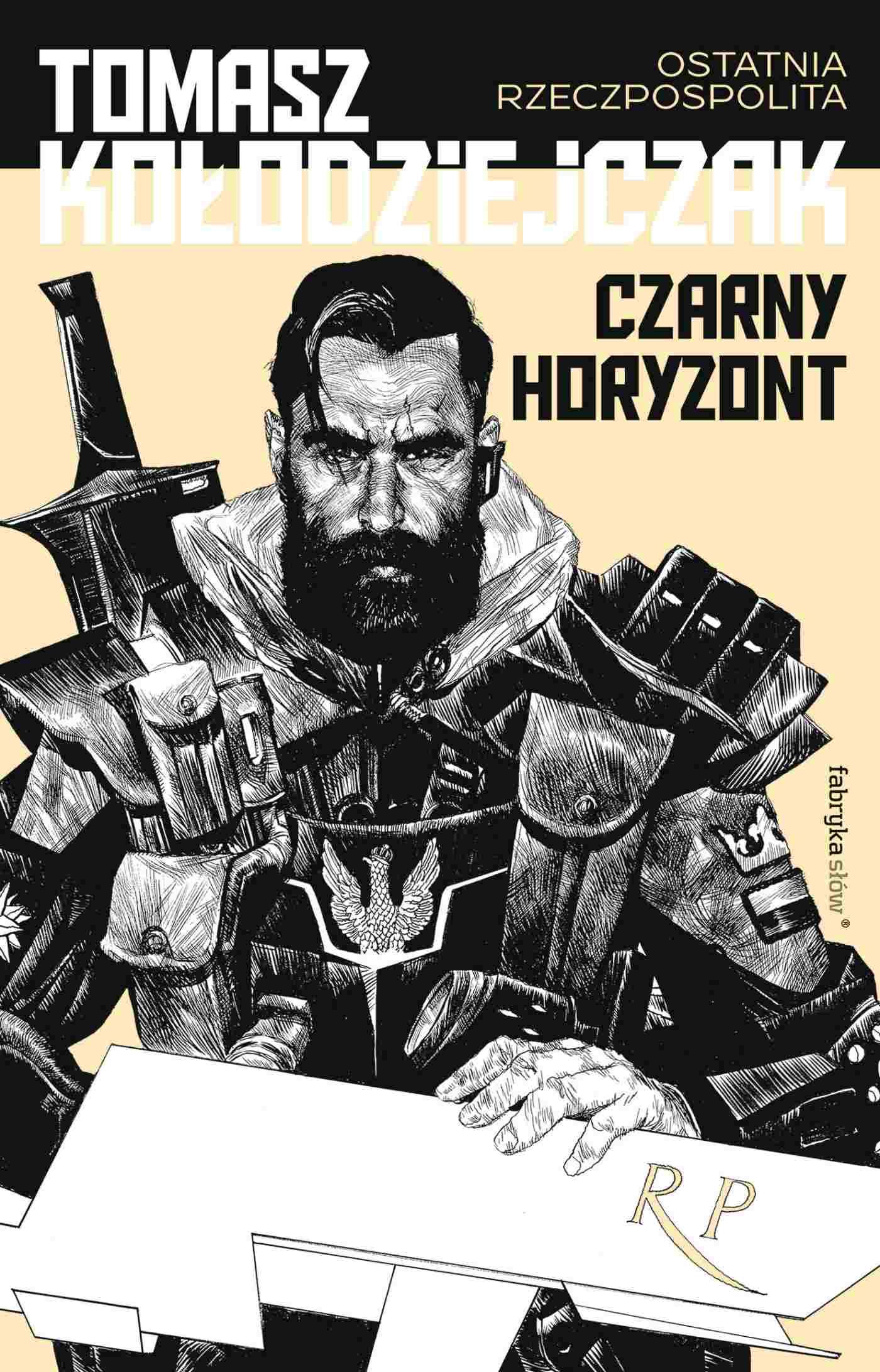 Czarny Horyzont - Ebook (Książka EPUB) do pobrania w formacie EPUB