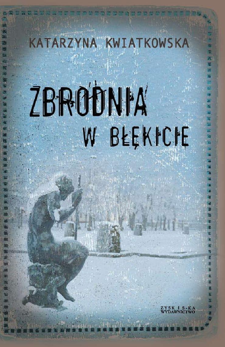 Zbrodnia w błękicie - Ebook (Książka EPUB) do pobrania w formacie EPUB