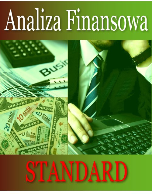 Analiza Finansowa - wersja Standard - Aplikacja do pobrania