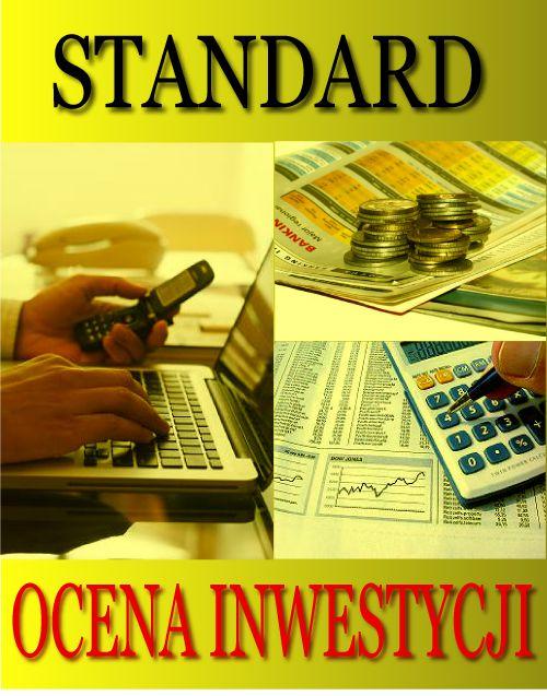 Ocena Inwestycji - wersja Standard - Aplikacja do pobrania