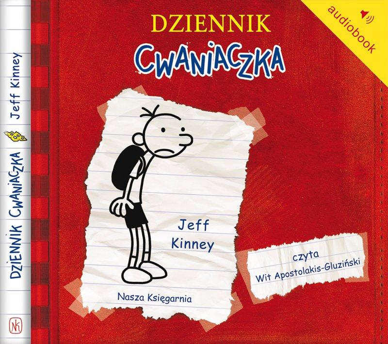 Dziennik cwaniaczka - Audiobook (Książka audio MP3) do pobrania w całości w archiwum ZIP