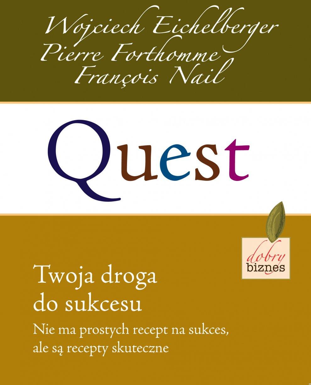 Quest - Ebook (Książka EPUB) do pobrania w formacie EPUB