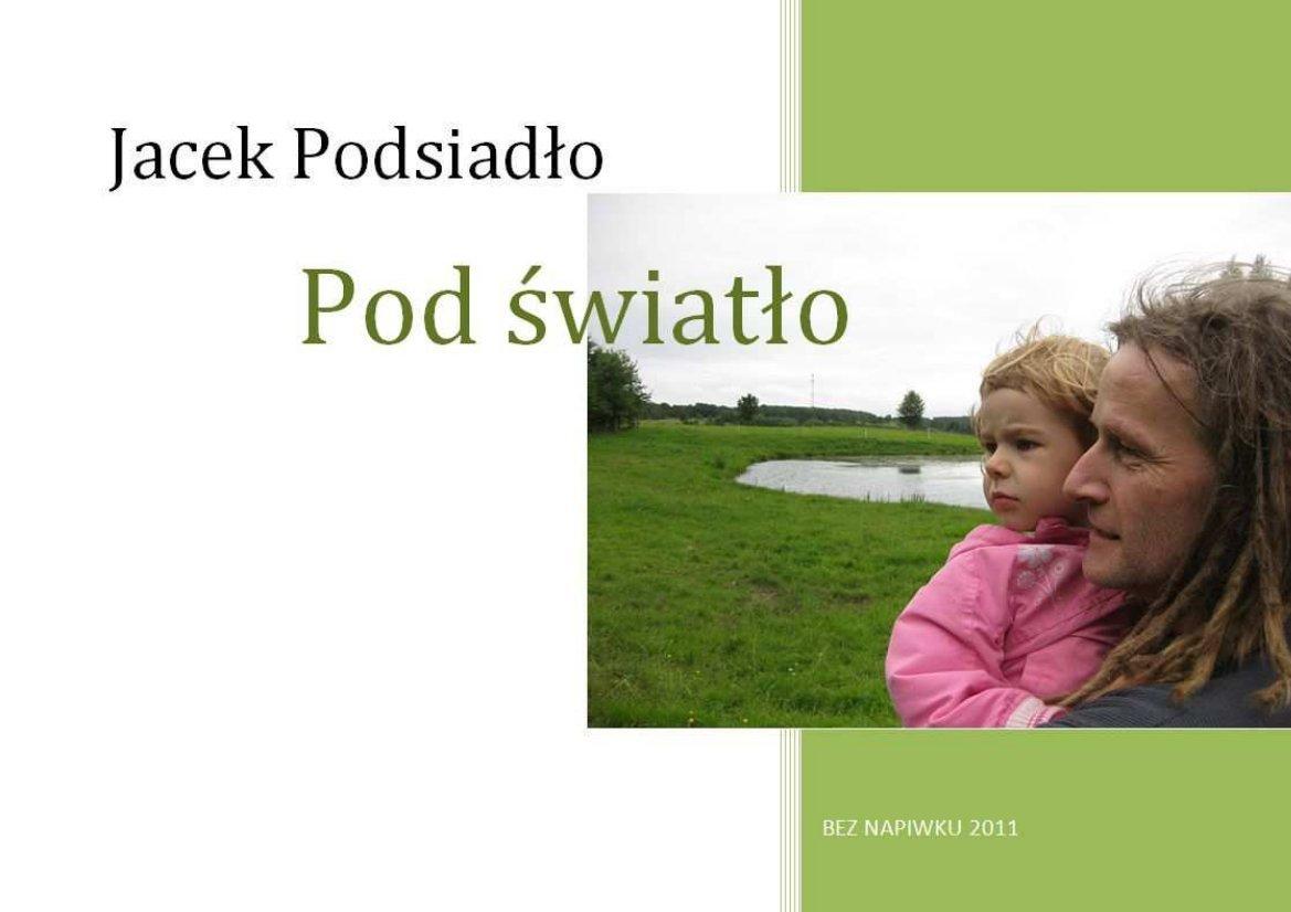 Pod światło - Ebook (Książka PDF) do pobrania w formacie PDF