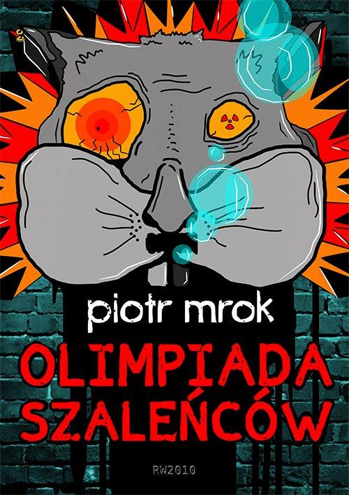 Olimpiada szaleńców - Ebook (Książka na Kindle) do pobrania w formacie MOBI