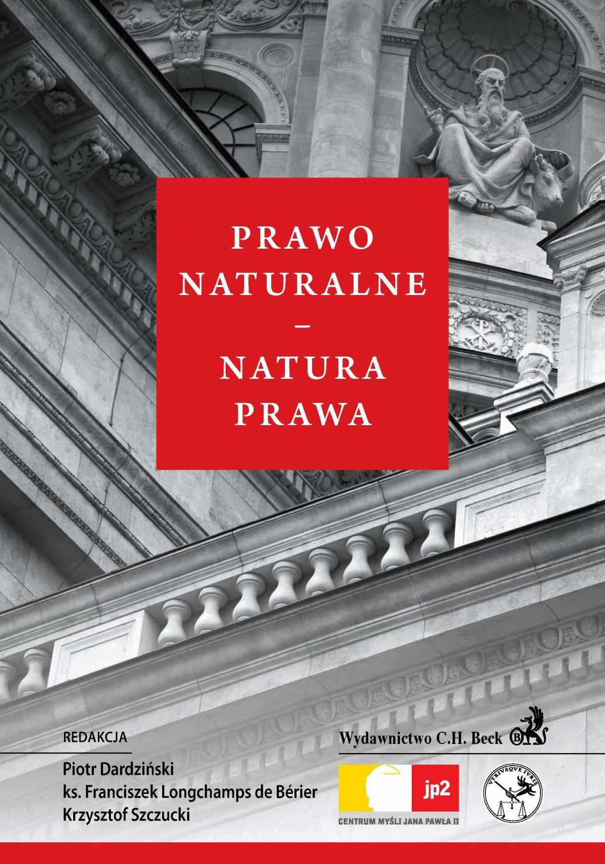 Prawo naturalne - natura prawa - Ebook (Książka PDF) do pobrania w formacie PDF