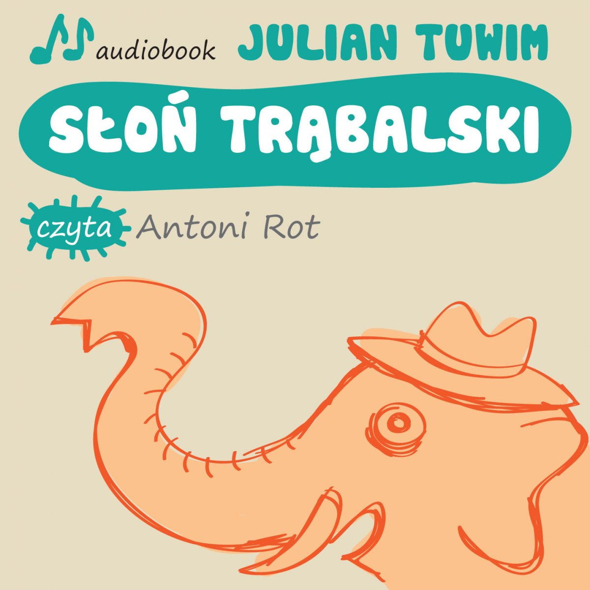 Słoń Trąbalski - Audiobook (Książka audio MP3) do pobrania w całości w archiwum ZIP