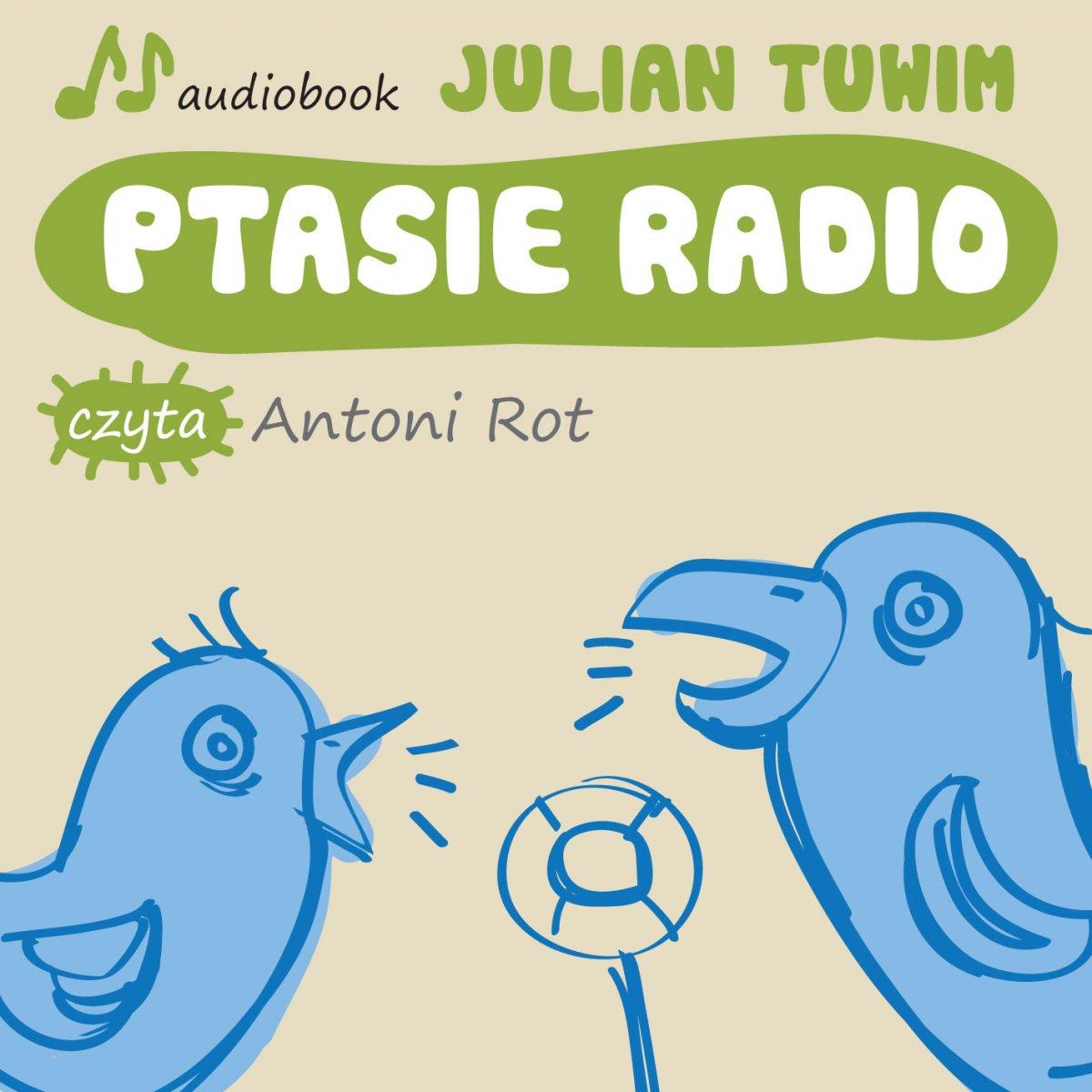 Ptasie radio - Audiobook (Książka audio MP3) do pobrania w całości w archiwum ZIP