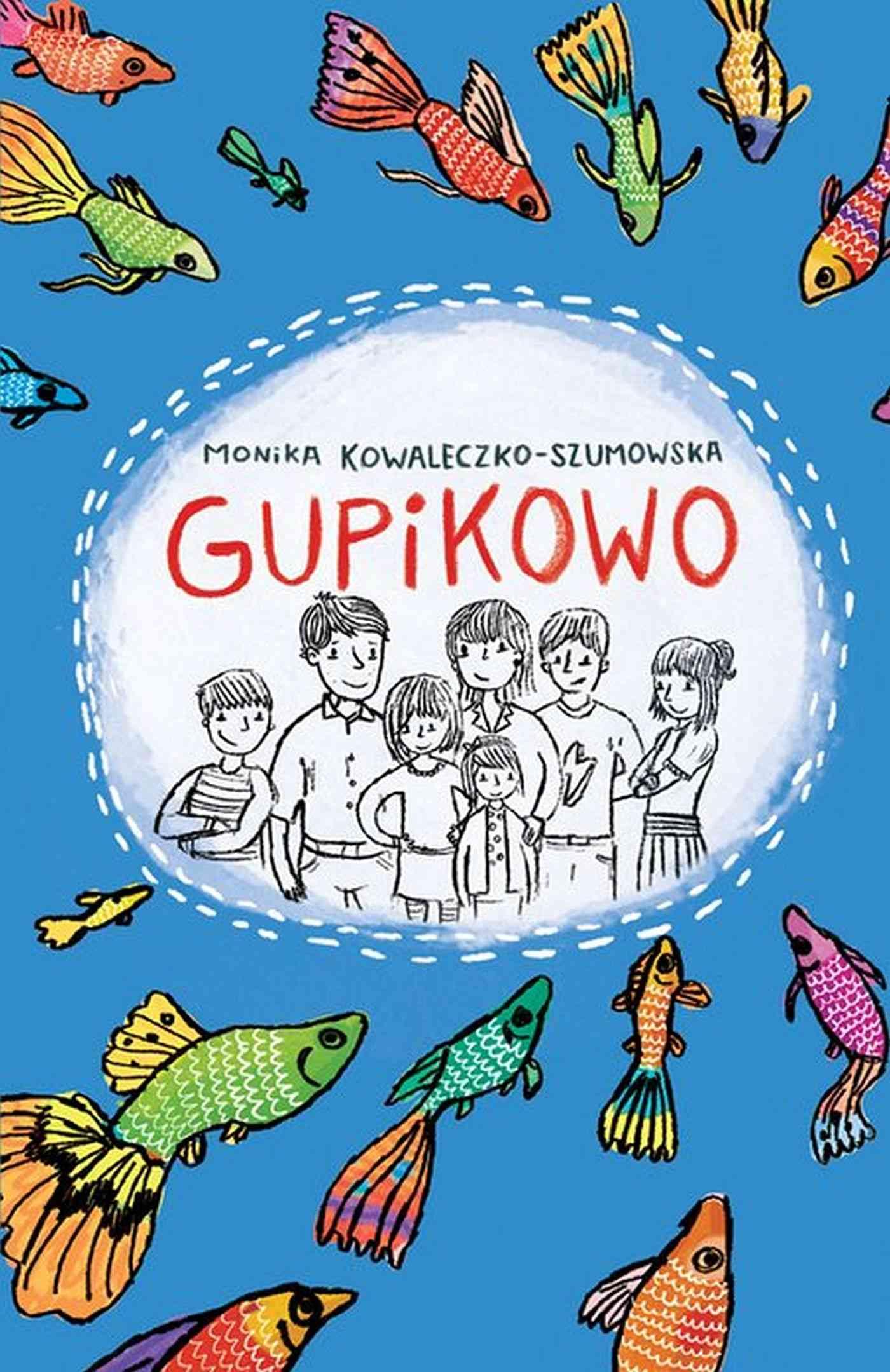 Gupikowo - Ebook (Książka EPUB) do pobrania w formacie EPUB
