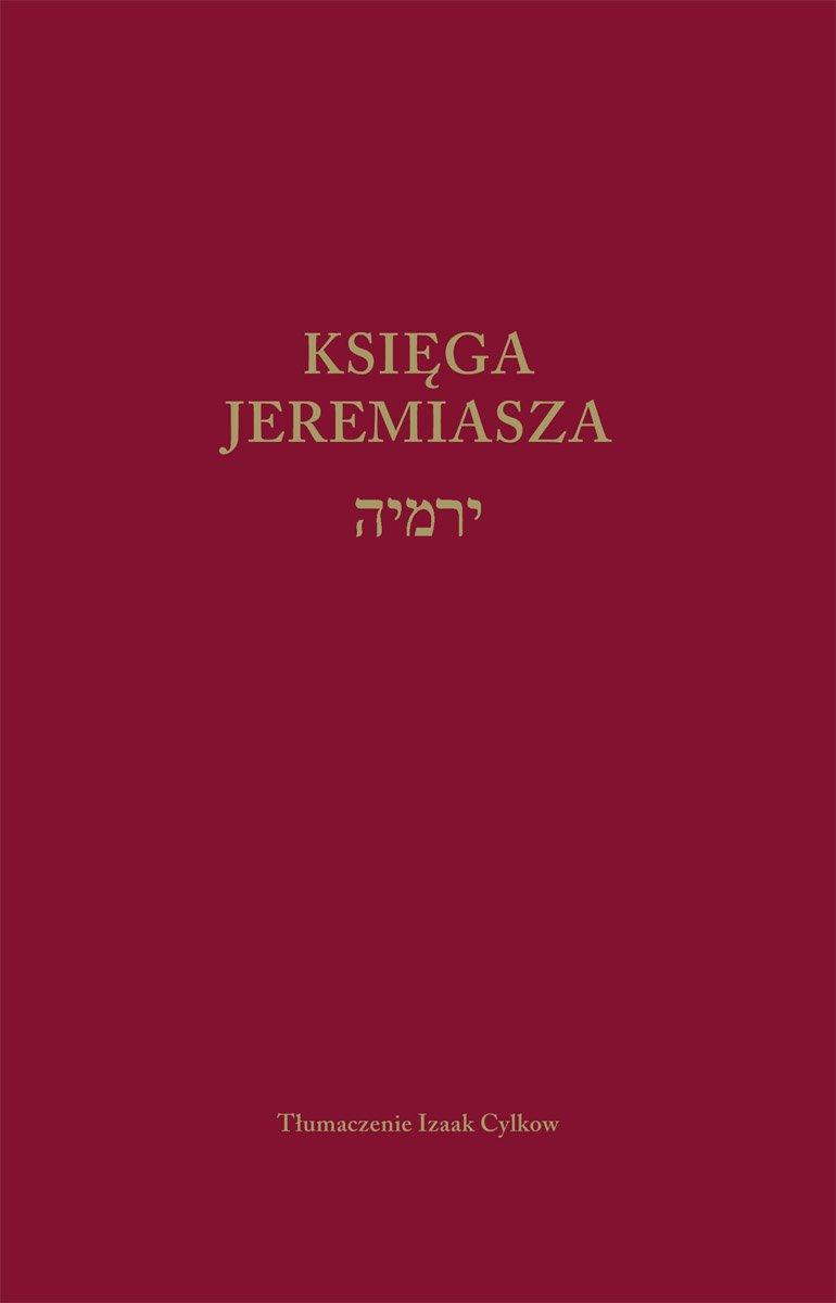 Księga Jeremiasza - Ebook (Książka PDF) do pobrania w formacie PDF